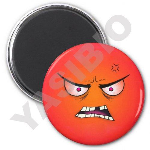 پیکسل ایموجی عصبانی