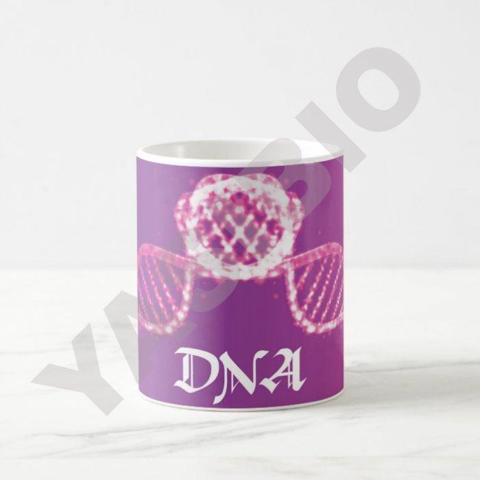 ماگ طرح DNA Double