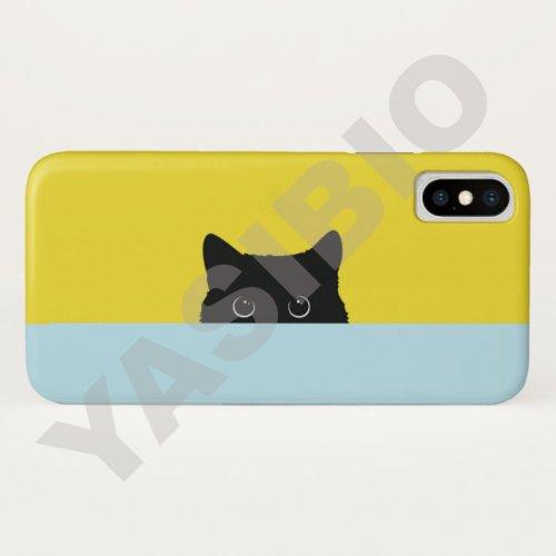 قاب موبایل طرح گربه سیاه شیطون
