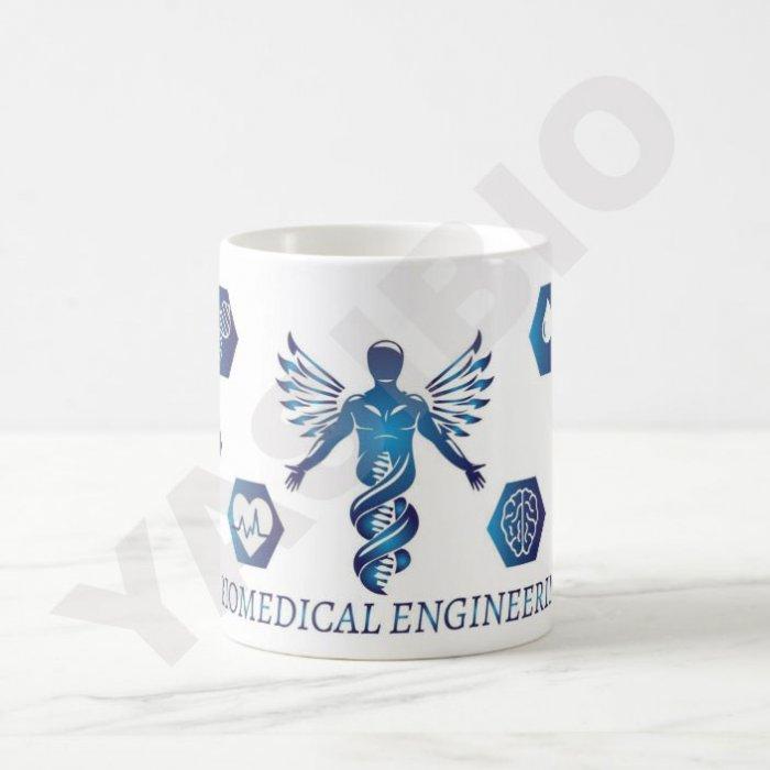 ماگ طرح مهندسی پزشکی